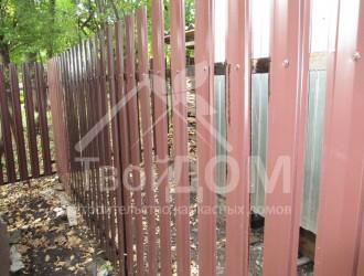 Забор №4